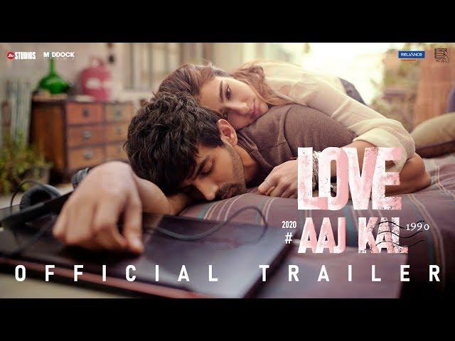 Love Aaj Kal - Official Trailer | Kartik, Sara, Randeep, Arushi | Imtiaz Ali | Dinesh Vijan | 14 Feb thumbnail