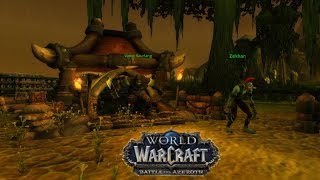 The Fate of Saurfang Scenario in Patch 8.1.0 Tides of Vengeance