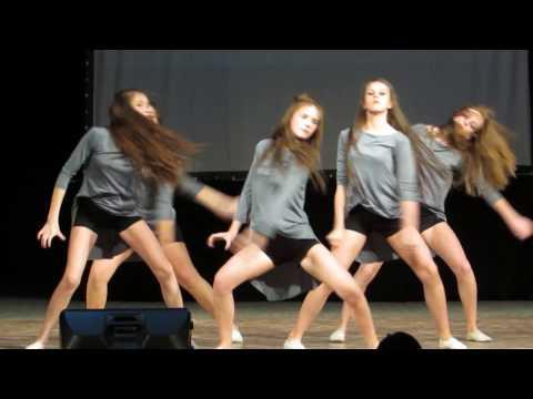 божественный танец девушек под песню кукушка