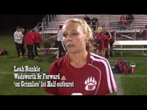 2013 Ohio Girls Soccer Strongsville-Wadsworth