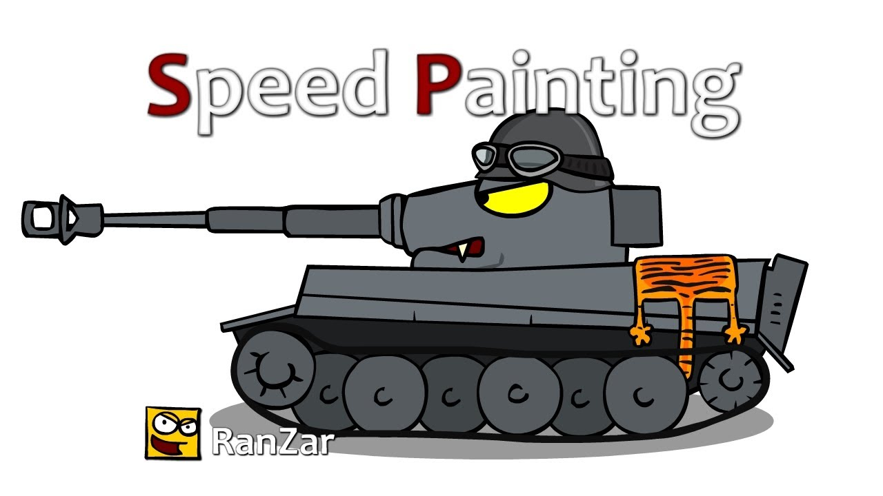 Рисунки из танкомульта