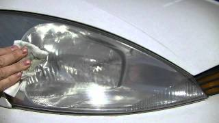 How To Polish Hazy Plastic Car Headlights Cheap