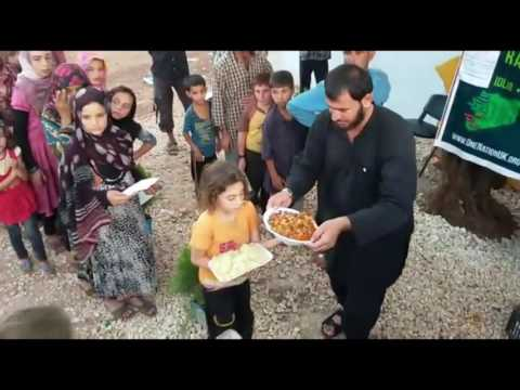 DAY 27 BEDFORD 2 SYRIA DAILY IFTAR MEALS IN SYRIA RAMADAN 2016