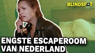 Holly DOODSBANG in HORROR HOTEL - CONCENTRATE Blindspot