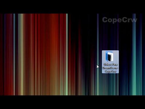 Windows 7 - Activar DreamScene