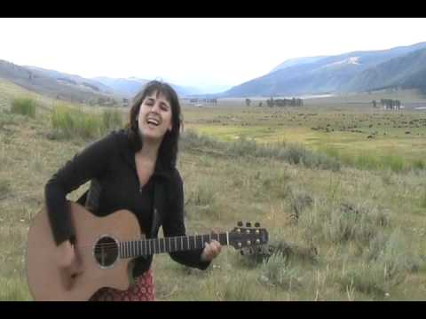America the Beautiful - Yellowstone National Park (Cover by Tai Shan)