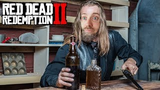 Drunk Hunts - Red Dead Redemption 2 Gameplay