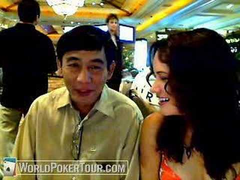 WPT Mandalay Bay - CHAU GIANG Video