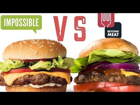 Beyond Burger vs Impossible Burger: The Verdict