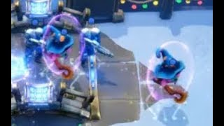 Minion Masters - 4F - Wizard Puff army