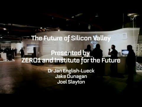 ZERO1 Biennial Panel Discussion Co-Presented by Institute for the Future
