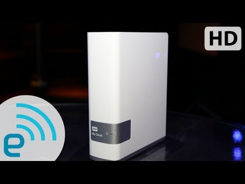 WD My Cloud first-look   Engadget