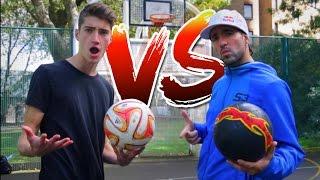 EPIC Game of T.R.I.C.K vs. SÉAN GARNIER!!