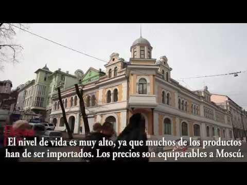 VLADIVOSTOK-LOS CONFINES DE RUSIA