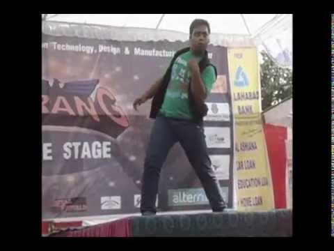 Govinda Dance Jhanjhariya Himanshu Koshta -jabalpur video