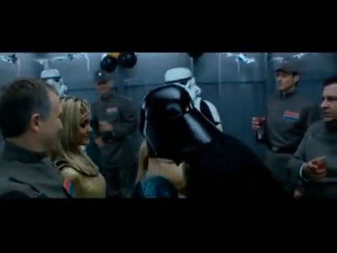 Darth Vader In Love (subtitulado) SPANISH