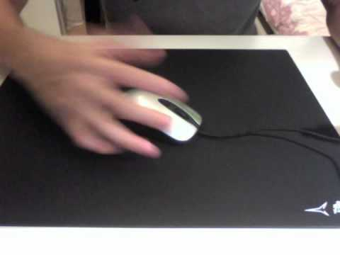 Artisan Hayate Soft Mousepad Review (the Pad Of The Heavenly Touch) video