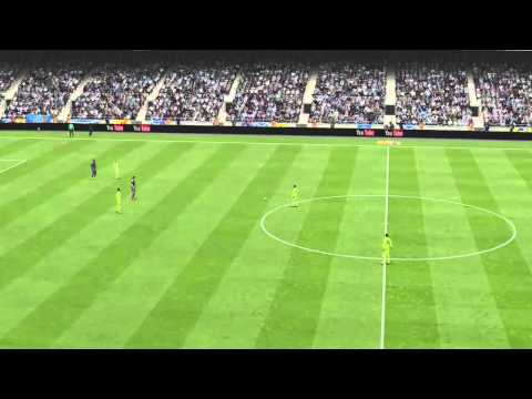 @FIFA247 February GOTM Entry - Dani Alves long distance free kick