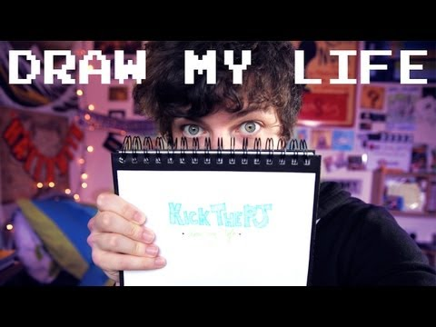 Draw My Life  KickThePJ