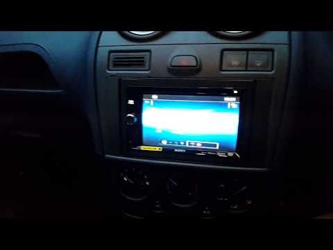 Focus st Double Din Mk6 Ford Fiesta st Double Din