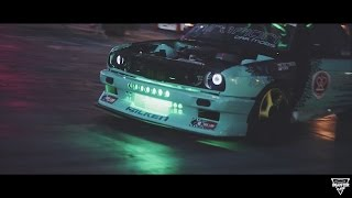 Дрифт в The Mall Drift Night 2 Mirafiori Team