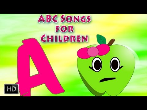 Abc Songs For Children - Baby Songs - Abc Song - Learn Alphabets - Abc Nursery Rhymes - Phonics video