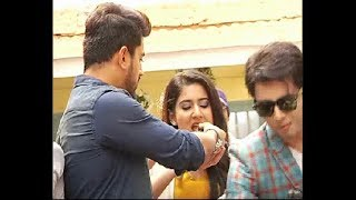 Exclusive | AvNeil To Celebrate Their 400 Episodes Completion By Cake Cutting | Naamkarann