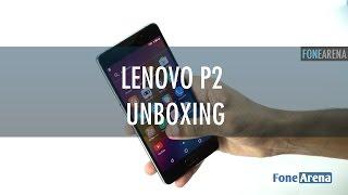 Lenovo P2 Unboxing