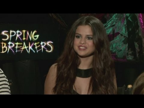 Spring Breakers: Vanessa Hudgens and Selena Gomez talk about their new movie