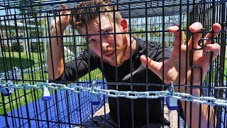 DONT be Last to Escape the Cage!!  *GROSS PUNISHMENTS*