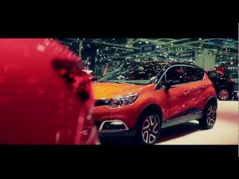 Renault Capture презентация/обзор