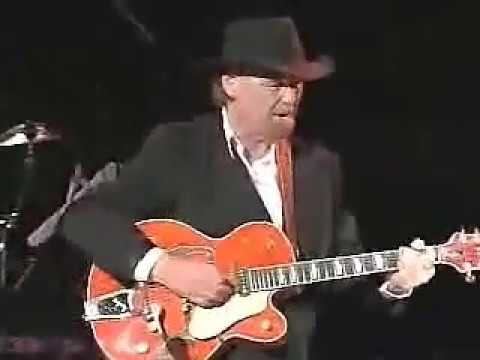 John Fogerty and Duane Eddy opening song