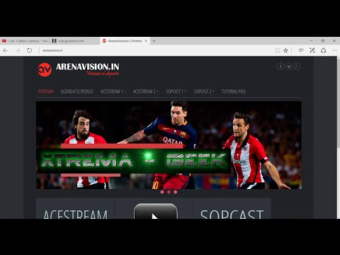 Futbol por Internet Gratis Actualizado 2016