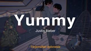 Download lagu Yummy - Justin Bieber 'Lirik Terjemahan Indonesia' (Lyrics Video)