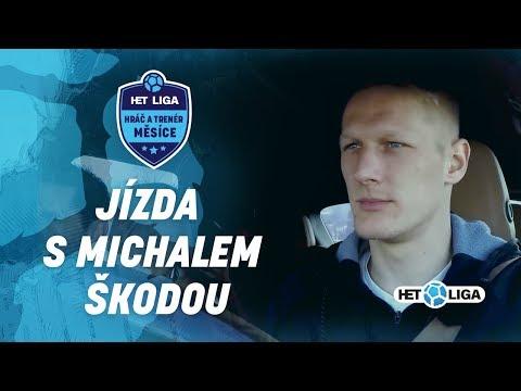 AAA Auto: Vyjížďka s Hráčem měsíce listopadu Michalem Škodou