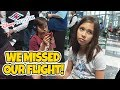 WE MISSED OUR PLANE!!! DISNEY CRUISE WEEK Day 0 - Heading to Barcelona for Mediterranean Cruise! thumbnail