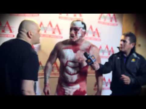 La Sociedad - Rumbo a Triplemanía XXII - Lucha Libre AAA