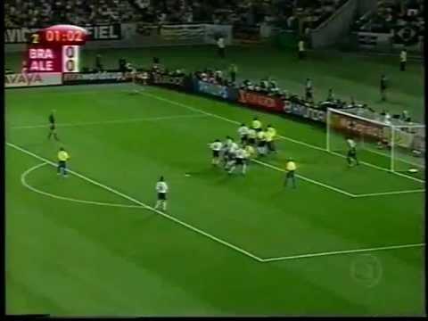 Brasil x Alemanha Final Copa do Mundo 2002