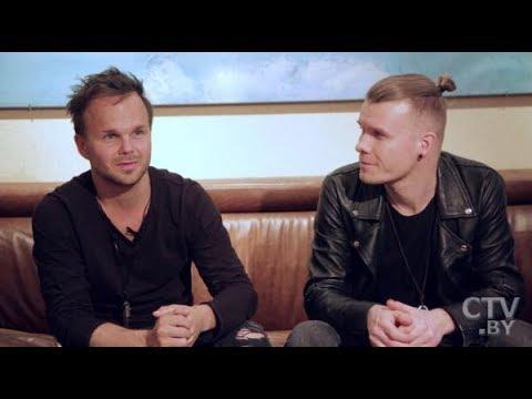 The Rasmus о шутке про горячих финских парней, фанатах из Беларуси, хоккее, песне «In the Shadows»