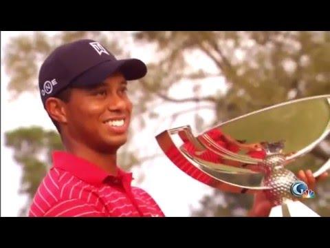 Tiger Woods 2007 Tour Championship Final Round