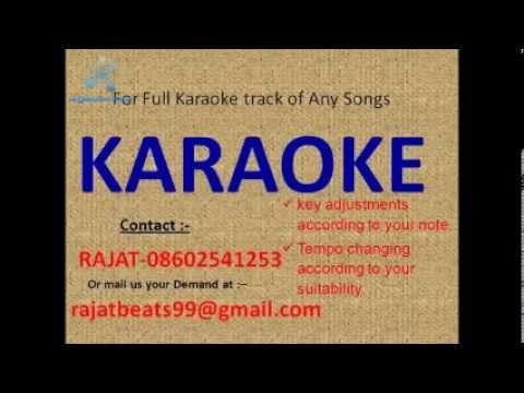 Tujhe Dekha To Ye Jana   Kumar Sanu Karaoke Track