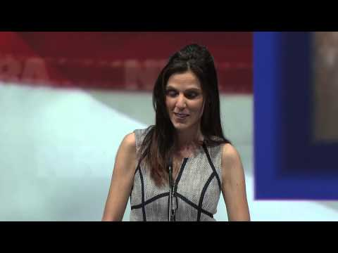 Taya Kyle ('American Sniper' Chris Kyle's Widow) - 2013 NRA Annual Meetings - 2013.05.03