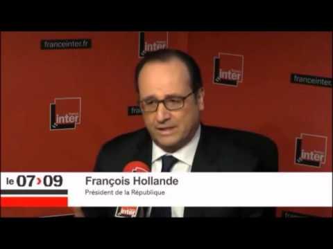 François Hollande a quelque chose à vous dire