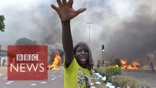 Burkina Faso Riots-JIgabunnies Jigaboo!