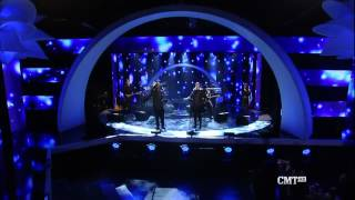 Adele Video - Adele and Darius Rucker - Need You Now (CMT Artists Of The Year 2010)