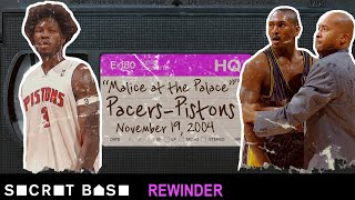 "The infamous ""Malice at the Palace"" fight needs a deep rewind 