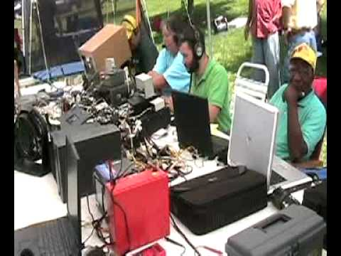 Field Day for Ham Radios
