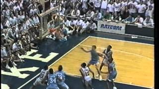 UNC at Duke in 1992