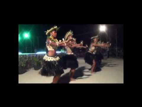 Ms. Kiritimati (Christmas) Island 2013 talent show, Kiribati dance