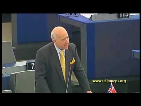 Money-printing scam at taxpayer expense - Godfrey Bloom MEP
